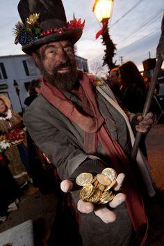 Dickens Festival NY