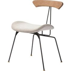 Elia Dining Chair, Grey & Raw Oak - Bohemian Furniture - Popular Styles - collections