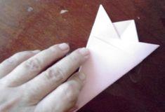 Ажурный цветок в технике «Киригами». Воспитателям детских садов, школьным учителям и педагогам - Маам.ру