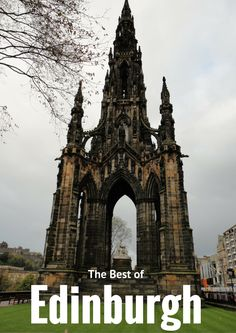 The Best of Edinburgh - Eat Sleep Breathe Travel