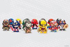 Marvel Munny by Kidrobot