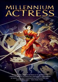 Millennium Actress (Satoshi Kon, Japón, 2001)