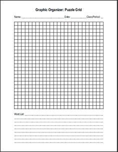 Homework folder abc grids
