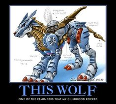I miss you Digimon