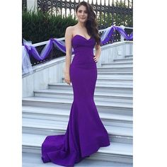 Bg1170 Charming Prom Dress,Royal Blue Mermaid Prom Dress,Long