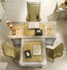 Unique and high style office desk chairs for Luxury home offices