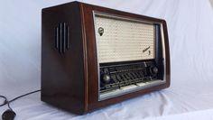 """Blaupunkt Milano 3D (1955) """"Antique radio"""", """"Tube radio"""""""