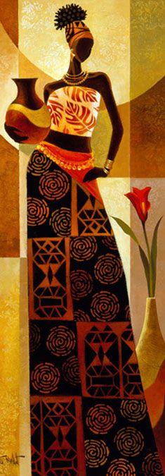 ✯ Naima :: Artist Keith Mallett ✯