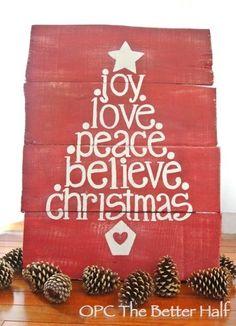 Last minute Christmas decor | Let's Celebrate