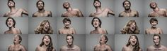 The Taser Photoshoot - People's Reactions as they get tased with a Handheld Stun Gun