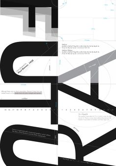 Type Poster: Futura - SCOTT LIAO DESIGN