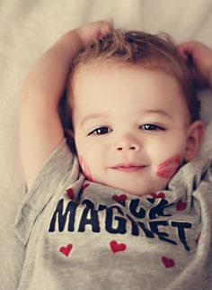 melissa rose photography, her son brandon such a ladies man!