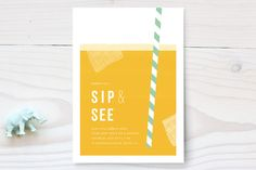Pleased as Punch Baby Shower Invitations by kelli hall at minted.com