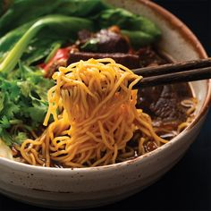Marion's Kitchen is packed with simple and delicious Asian recipes and food ideas. Brunch Recipes, Meat Recipes, Asian Recipes, Ethnic Recipes, Asian Foods, Cooking Recipes, Beef Noodle Soup, Beef And Noodles, Beef Chuck Steaks