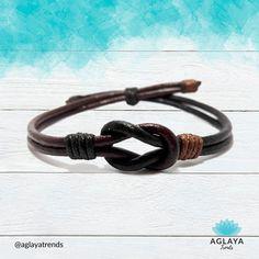 b8a7c227d3e0 Aglaya Trends. Pulsera AjustablePulsera CordónPulseras ...