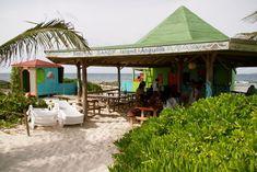 Facilities on Sandy Island