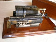 1878 Patent issued for Odhner calculating machine. *VFR Willigot T. Odhner was granted a patent for a calculating machine that performed multiplications by repeated additions. The patent, a modified and compact version of Gottfried von Leibniz stepped wheel, was acquired and embodied in Brunsviga calculators that sold into 1950s.*CHM