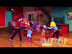 Blame It On The Boogie - The Jacksons - Just Dance 2014 (Wii U) - YouTube