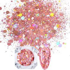 Visit the post for more. Nailart, Prego, Artificial Nails, Nail Decorations, Nail Art Tools, Uv Led, Glitter Nails, Beauty Care, You Nailed It