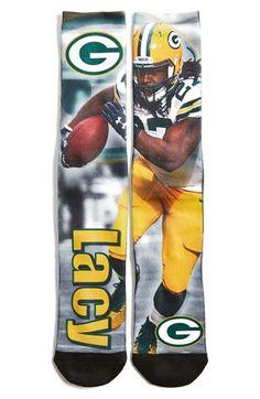 FBF Originals 'Green Bay Packers - Eddie Lacy' Socks