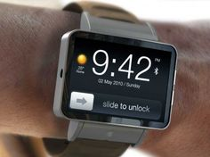 Watch out for the New iWatch by Apple