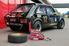 147 Fiat, Nissan Patrol Y61, National Car, Fiat Abarth, Wide Body, Modified Cars, Automotive Industry, Amazing Cars, Vintage Cars