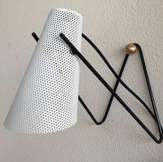 Atelier de Troupe and Commune Design V-Light Wall Lamp