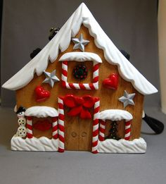 WOW... RETIRED TIMMY WOODS NEW (EXCELLENT CONDITION) GINGERBREAD CHRISTMAS HOUSE PURSE | eBay