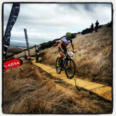 Jose 'The Joker' Hermida tears up the Prologue at the Cape-Epic