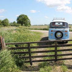 3x stoere tripjes in Nederland voor vaders | Famme.nl | Volkswagen T2 Busje Huren Friesland