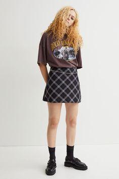 Hm Outfits, Neue Trends, Mini Skirts, Style, Fashion, Fashion Styles, Short Skirts, Swag, Moda