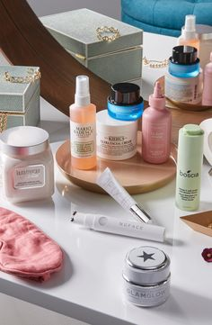 """Skincare at #MacysBeauty   Give your skin some love. Whether you come from the mindset of """"more is more"""" or """"less is more,"""" we've got your skincare needs covered from head-to-toe. Shop our faves from Glam Glow, Laura Mercier, Kiehl's, Mario Badescu, belif, boscia, NuFace and Sunday Riley Beauty Care, Beauty Skin, Macy's Beauty, Health And Beauty, Beauty Makeup, Beauty Hacks, Beauty And The Best, All Things Beauty, Cute Eyeshadow Looks"""