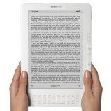 """Kindle DX Wireless Reading Device, Free 3G, 9.7"""" Display, White, 3G Works Globally – 2nd Generation (Electronics)By Amazon"""