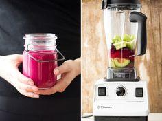 Introducing Vegan Glow   Pink Power Detox Smoothie Recipe