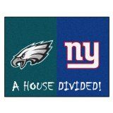 Wow I would love a  FANMATS 10306 Philadelphia Eagles/New York Giants House Nylon Divided Rug / http://thesenews.com/fanmats-10306-philadelphia-eaglesnew-york-giants-house-nylon-divided-rug/