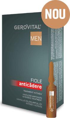 Gerovital Men Marketing, Men, Guys