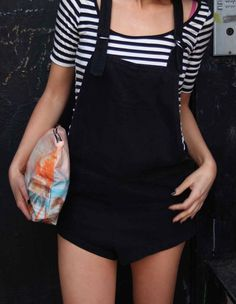 Rue Stiic Romper in black. Come get em! | PIPE AND ROW | #notyouraveragestaple