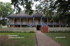 Laura Plantation, Louisiana, USA May 2012