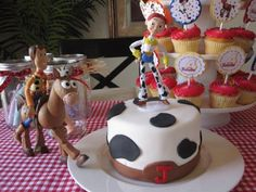 KDC Event Planning: It's a Jessie the Cowgirl Birthday Party!