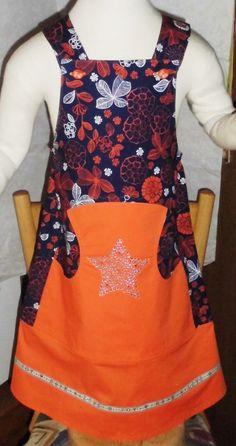 Kleid Celina von Farbenmix Gr. 122/128
