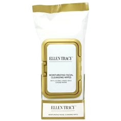 Ellen Tracy Moisturizing Facial Cleansing Wipes Ellen Tracy. Click Image for more details.