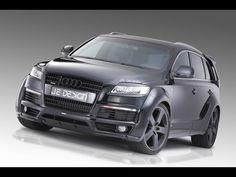 Visit The MACHINE Shop Café... ❤ Best of Audi @ MACHINE... ❤ (2011 JE Design Audi Q7 S-Line)
