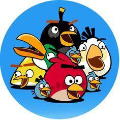 angry bird dibujos para imprimir color - Buscar con Google