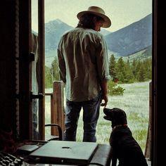 John Mayer - #tbt, 2012. Home sweet home.