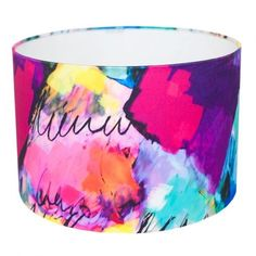 Indulge your senses with this celebration of colour. Our 'Lagoon' lampshade will bring joy and contemporary style to any interior. FREE DELIVERY IN IRELAND Unusual Gifts, Interior Lighting, Contemporary Style, Interior And Exterior, My Design, Shades, Amanda, Ireland, Free Delivery