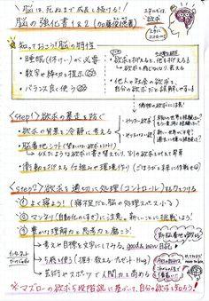 脳の強化書1&2の感想と実行できそうなことまとめ[概要&ブックレビュー] - conote Study Japanese, Special Words, Famous Words, Life Words, Life Organization, Etiquette, That Way, Good To Know, Cool Words