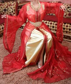 MoroccOver: Takchita Moroccan and Caftan in Morocco with new albums of picture- 2013