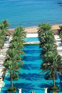 Al Bustan Hotel - Oman