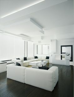 diseño para la sala estar al estilo minimalista