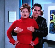 My favourite episode of Will & Grace.